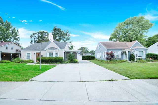 9208 Menard Avenue, Oak Lawn, IL 60453 (MLS #11133888) :: RE/MAX Next