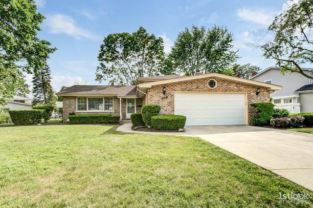 509 E Knob Hill Drive, Arlington Heights, IL 60004 (MLS #11133909) :: Suburban Life Realty