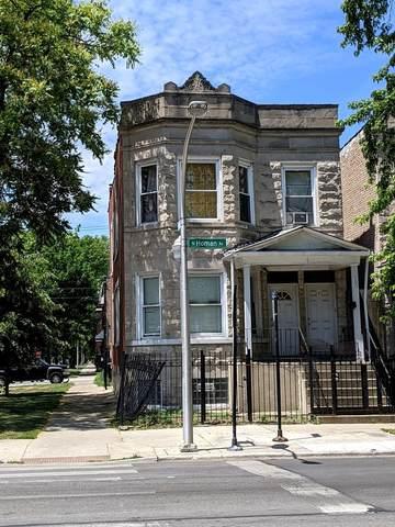 700 N Homan Avenue, Chicago, IL 60624 (MLS #11134028) :: John Lyons Real Estate
