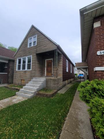 8450 S Maryland Avenue, Chicago, IL 60619 (MLS #11134065) :: John Lyons Real Estate