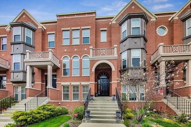 8651 Narragansett Avenue, Morton Grove, IL 60053 (MLS #11134189) :: John Lyons Real Estate