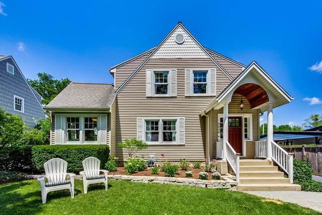 1823 E Willow Avenue, Wheaton, IL 60187 (MLS #11134215) :: John Lyons Real Estate