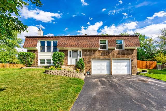1509 William Clifford Lane, Elk Grove Village, IL 60007 (MLS #11134296) :: O'Neil Property Group