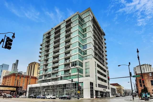50 E 16th Street #401, Chicago, IL 60616 (MLS #11134310) :: John Lyons Real Estate