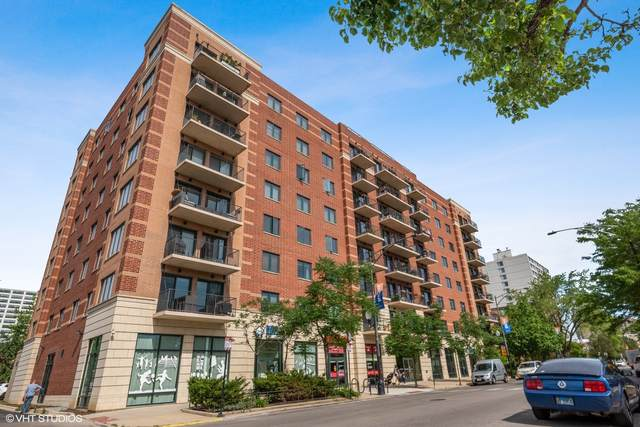 4848 N Sheridan Road #605, Chicago, IL 60640 (MLS #11134333) :: John Lyons Real Estate