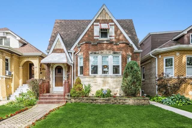 6035 N Marmora Avenue, Chicago, IL 60646 (MLS #11134349) :: John Lyons Real Estate