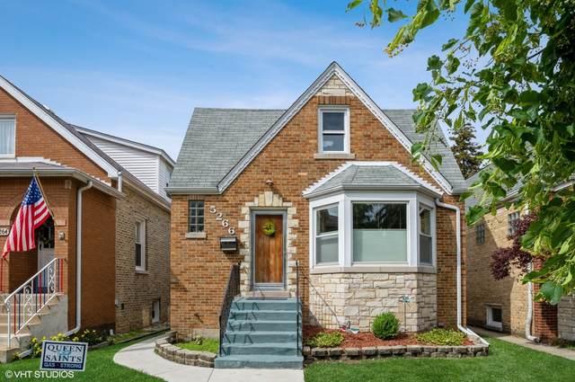 5266 N Liano Avenue, Chicago, IL 60630 (MLS #11134390) :: John Lyons Real Estate