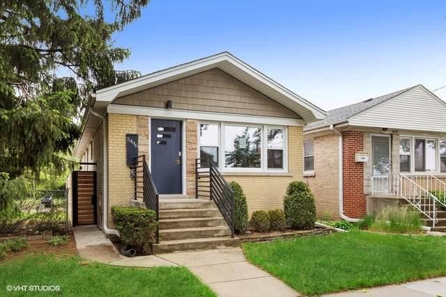 5446 N Ludlam Avenue, Chicago, IL 60630 (MLS #11134399) :: John Lyons Real Estate