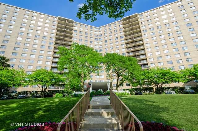 7033 N Kedzie Avenue #1107, Chicago, IL 60645 (MLS #11134437) :: John Lyons Real Estate
