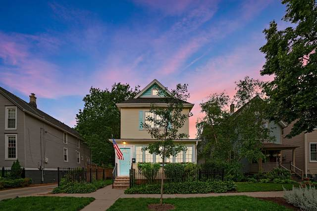 1914 Wesley Avenue, Evanston, IL 60201 (MLS #11134484) :: John Lyons Real Estate