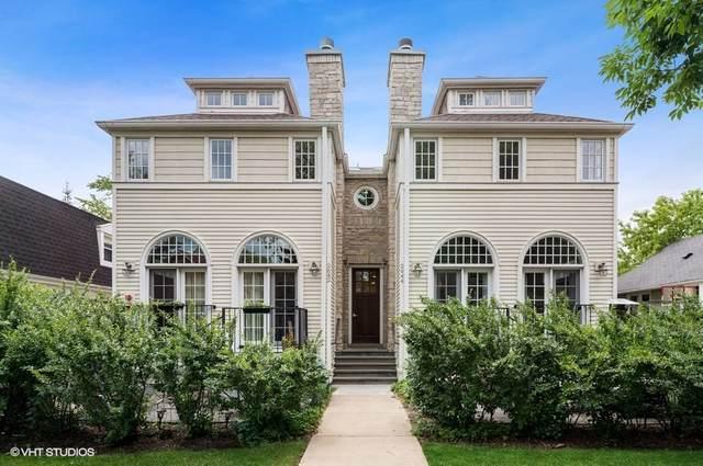 2644 Prairie Avenue #1, Evanston, IL 60201 (MLS #11134488) :: John Lyons Real Estate