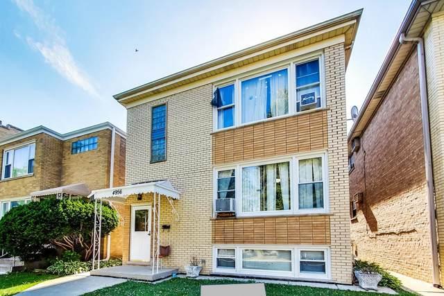 4956 N Marmora Avenue, Chicago, IL 60630 (MLS #11134539) :: John Lyons Real Estate