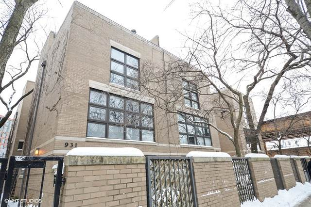 931 W Wrightwood Avenue C, Chicago, IL 60614 (MLS #11134565) :: John Lyons Real Estate