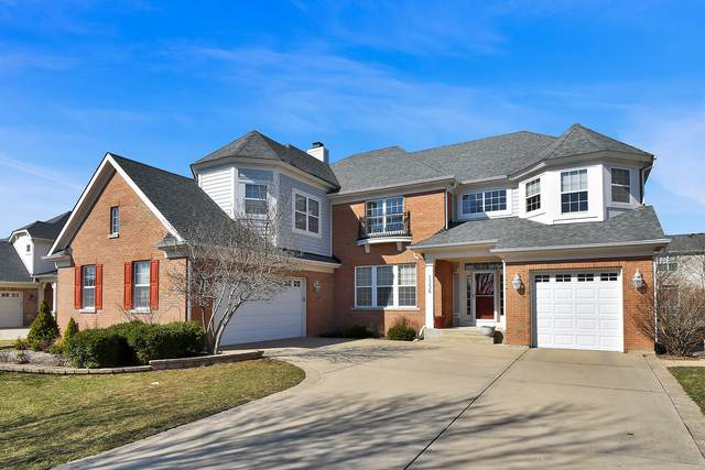 1356 Grantham Drive, Schaumburg, IL 60193 (MLS #11134603) :: John Lyons Real Estate
