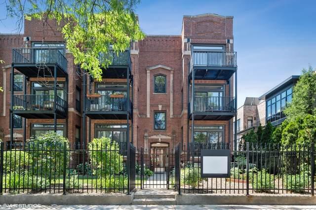 1439 W Addison Street #3, Chicago, IL 60613 (MLS #11134606) :: John Lyons Real Estate