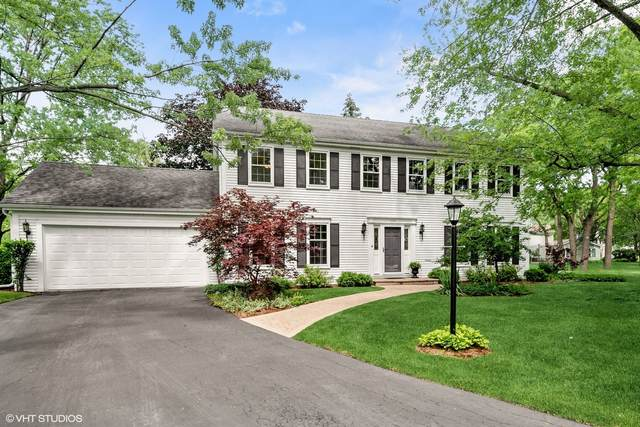 779 S Spring Willow Bay, Palatine, IL 60067 (MLS #11134689) :: Jacqui Miller Homes