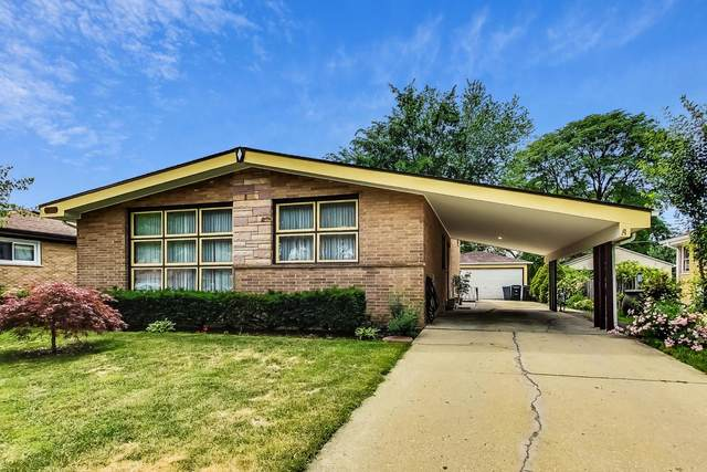 9218 Parkside Avenue, Morton Grove, IL 60053 (MLS #11134721) :: John Lyons Real Estate