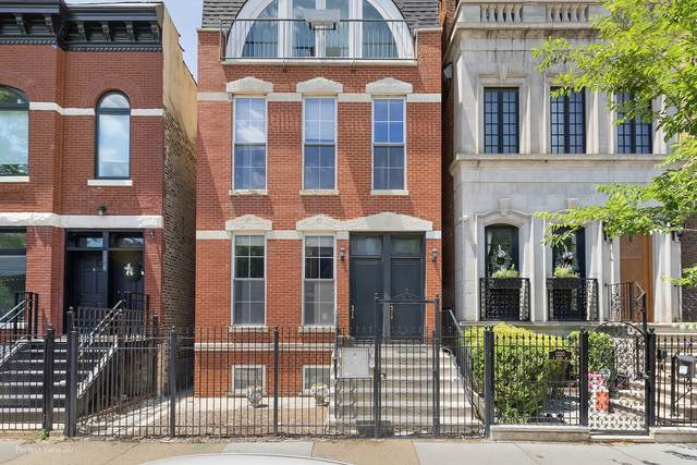 1218 N Damen Avenue #1, Chicago, IL 60622 (MLS #11134732) :: John Lyons Real Estate