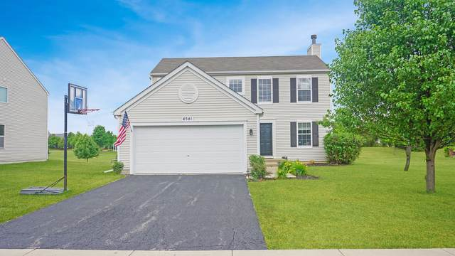 4541 Gardiner Avenue, Yorkville, IL 60560 (MLS #11134747) :: John Lyons Real Estate