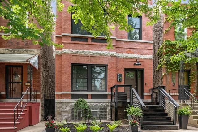 2429 W Superior Street, Chicago, IL 60612 (MLS #11134751) :: John Lyons Real Estate