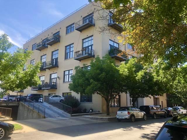 2101 W Rice Street #208, Chicago, IL 60622 (MLS #11134756) :: John Lyons Real Estate