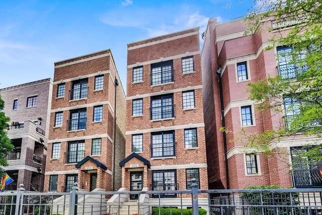 3723 N Wilton Avenue #3, Chicago, IL 60613 (MLS #11134782) :: John Lyons Real Estate