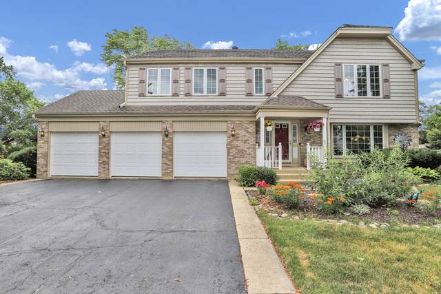 465 Springwood Drive, Roselle, IL 60172 (MLS #11134811) :: John Lyons Real Estate