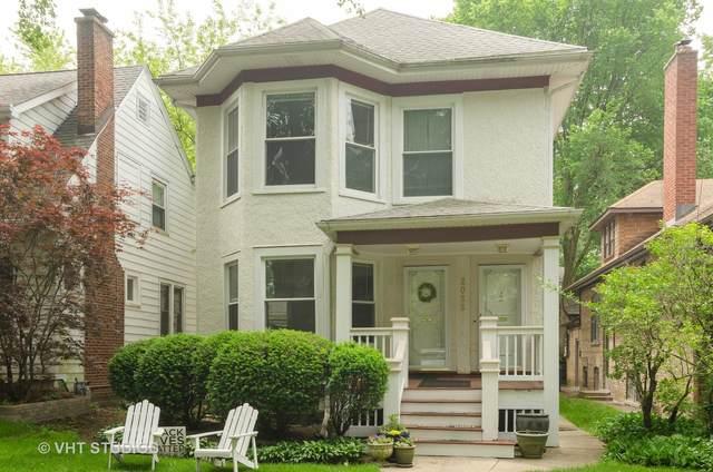 2022 Colfax Street, Evanston, IL 60201 (MLS #11134825) :: John Lyons Real Estate