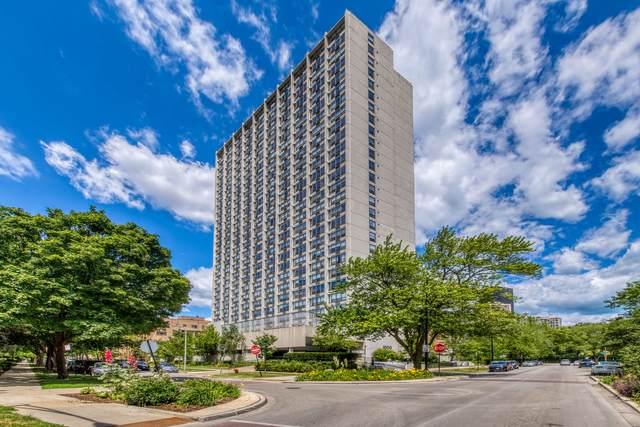5100 N Marine Drive 20A, Chicago, IL 60640 (MLS #11134877) :: John Lyons Real Estate
