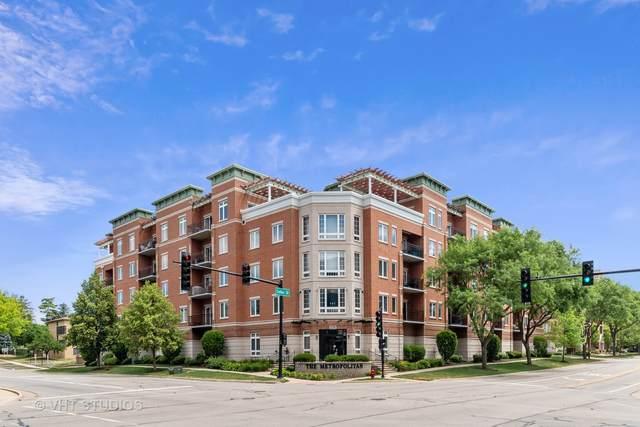 235 N Smith Street #508, Palatine, IL 60067 (MLS #11134921) :: RE/MAX Next