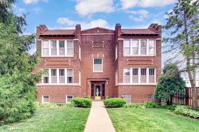 428 Wesley Avenue 1N, Oak Park, IL 60302 (MLS #11134935) :: John Lyons Real Estate