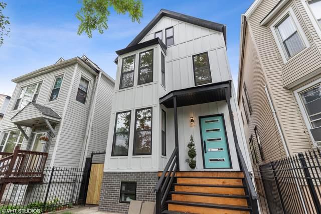 1734 N Sawyer Avenue, Chicago, IL 60647 (MLS #11134969) :: John Lyons Real Estate