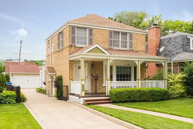4848 N Mulligan Avenue, Chicago, IL 60630 (MLS #11134983) :: John Lyons Real Estate