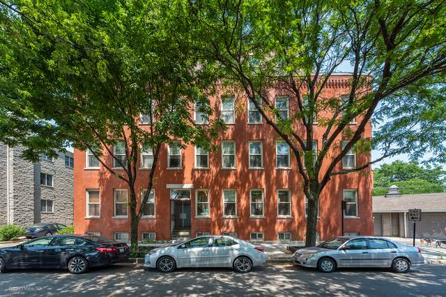 1418 W Cortez Street #6, Chicago, IL 60642 (MLS #11135001) :: John Lyons Real Estate