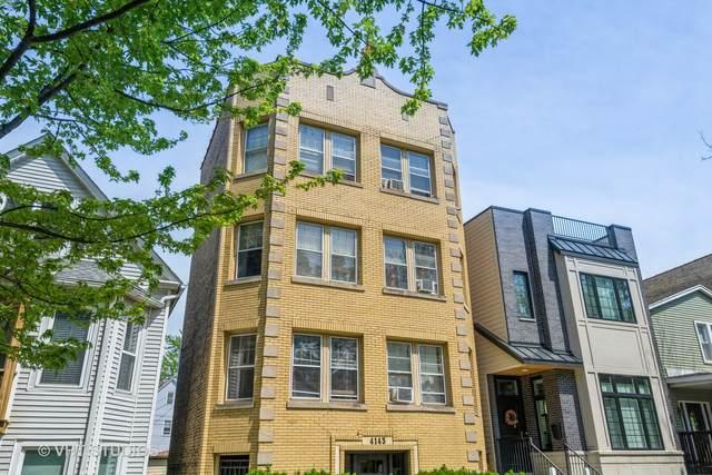 4143 N Albany Avenue, Chicago, IL 60618 (MLS #11135032) :: John Lyons Real Estate