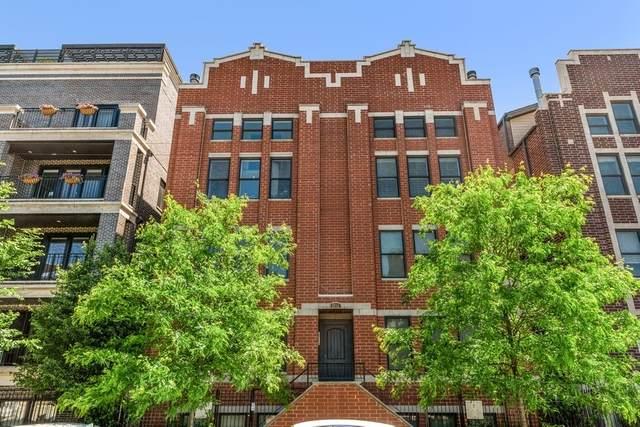 3713 N Ashland Avenue 3S, Chicago, IL 60613 (MLS #11135050) :: John Lyons Real Estate