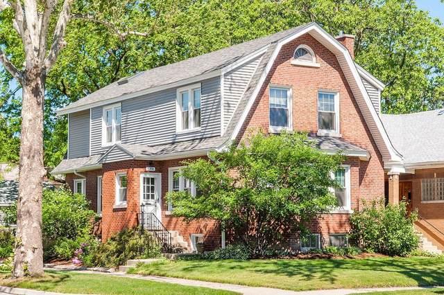 1201 N Harvey Avenue, Oak Park, IL 60302 (MLS #11135076) :: John Lyons Real Estate