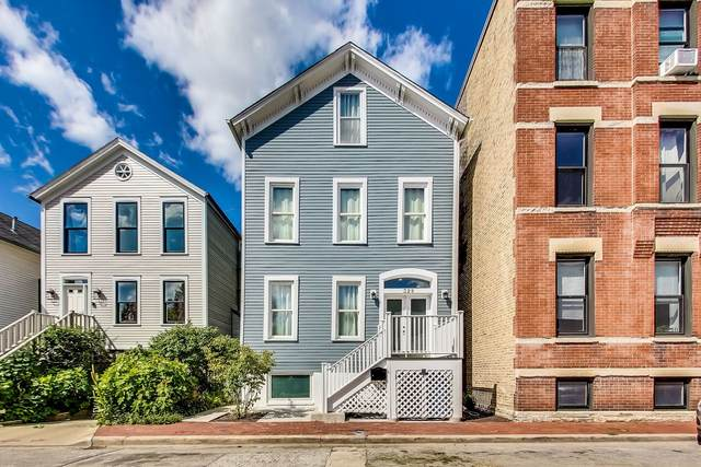 328 W Willow Street, Chicago, IL 60614 (MLS #11135110) :: John Lyons Real Estate