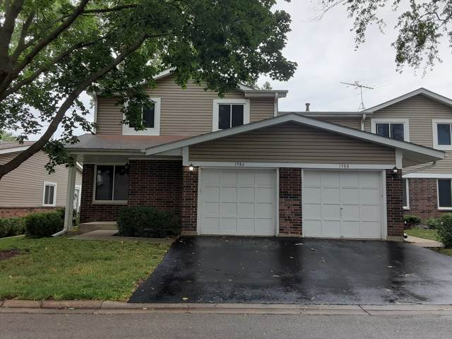 1986 Jamestown Drive #1986, Palatine, IL 60074 (MLS #11135128) :: John Lyons Real Estate