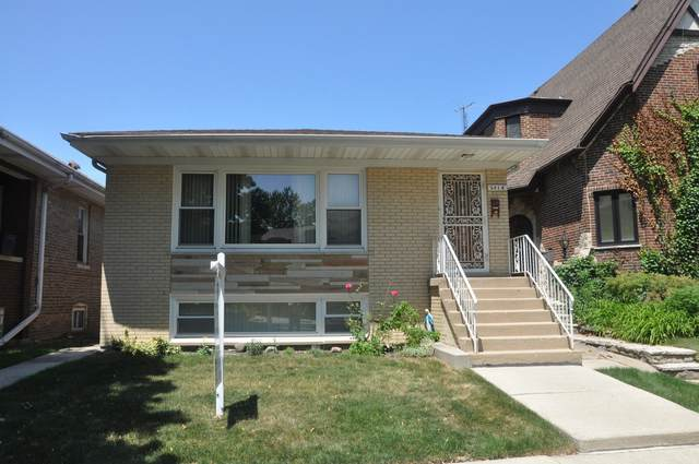 2914 W Fitch Avenue, Chicago, IL 60645 (MLS #11135158) :: John Lyons Real Estate