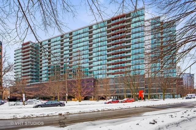 800 Elgin Road #701, Evanston, IL 60201 (MLS #11135166) :: John Lyons Real Estate