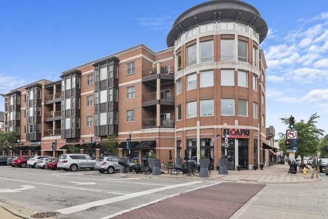 945 Burlington Avenue #306, Downers Grove, IL 60515 (MLS #11135172) :: John Lyons Real Estate