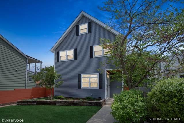 5151 N Lovejoy Avenue, Chicago, IL 60630 (MLS #11135175) :: John Lyons Real Estate