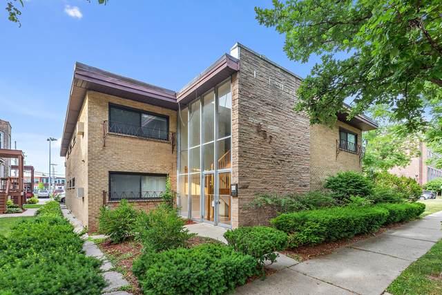 257 Washington Boulevard #9, Oak Park, IL 60302 (MLS #11135177) :: John Lyons Real Estate