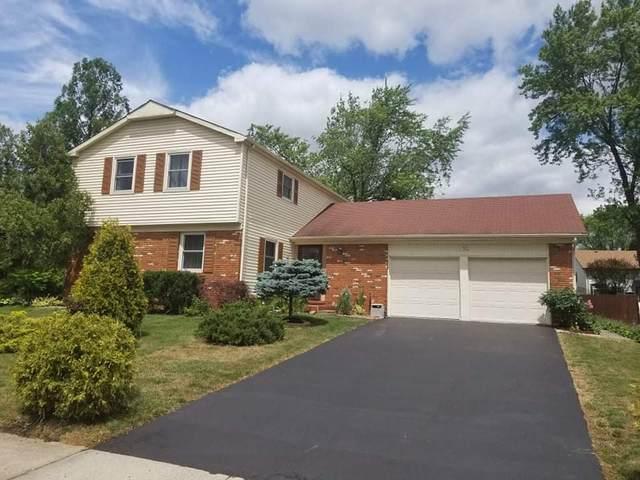 110 Stonegate Road, Buffalo Grove, IL 60089 (MLS #11135218) :: John Lyons Real Estate