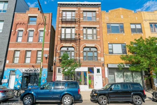 1423 N Ashland Avenue #401, Chicago, IL 60622 (MLS #11135245) :: John Lyons Real Estate