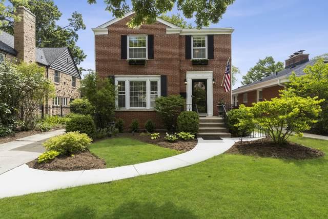 904 N East Avenue, Oak Park, IL 60302 (MLS #11135317) :: John Lyons Real Estate