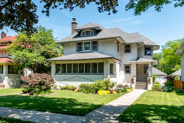 830 N Kenilworth Avenue, Oak Park, IL 60302 (MLS #11135320) :: John Lyons Real Estate