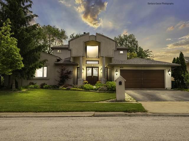975 W Glenn Trail, Elk Grove Village, IL 60007 (MLS #11135326) :: John Lyons Real Estate