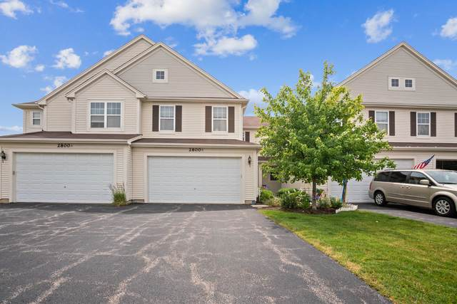 2800 Cattail Court B, Wauconda, IL 60084 (MLS #11135338) :: O'Neil Property Group